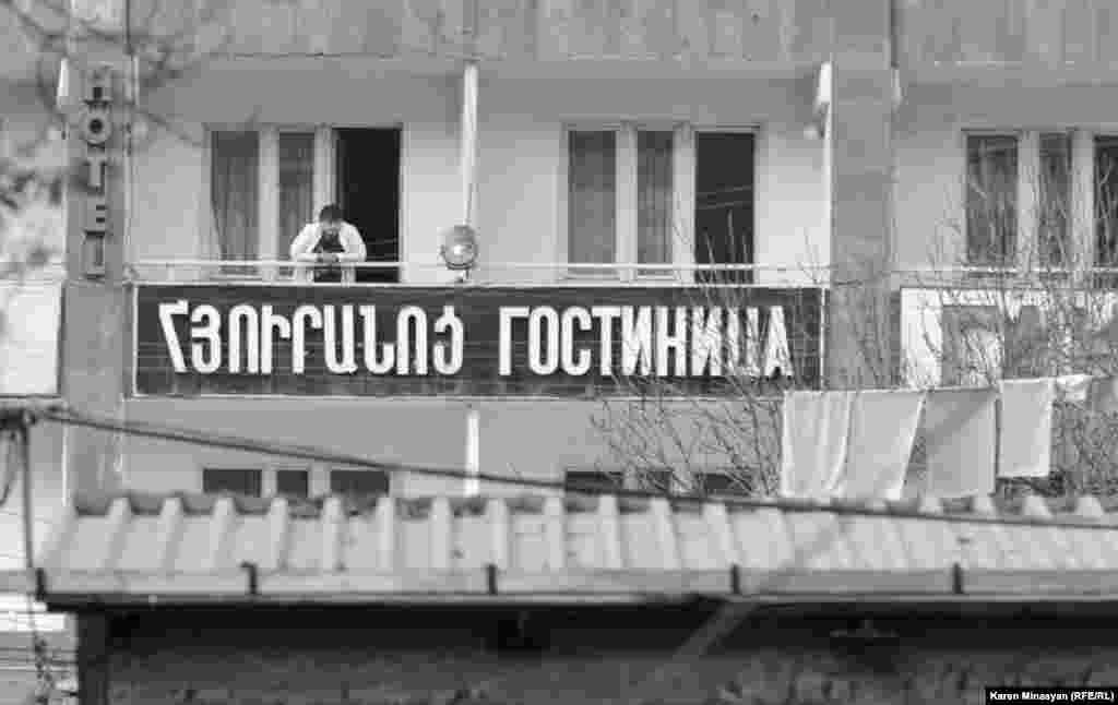 Armenia -- Life in the mining town of Qajaran, 09Nov2012