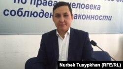 Oil Construction Company ЖШС еңбек қорғау жөніндегі инспекторы Нұрбек Құшақбаев.
