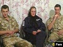 ایران گروگان های بریتانیایی را آزاد کند