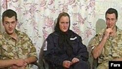 دفتر نخست وزيری بريتانيا اعلام کرد که با علی لاريجانی، دبير شورای امنيت ملی ايران درباره مساله ملوانان تماس گرفته شده است.