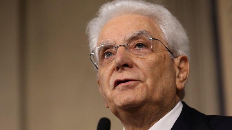 Talijanski predsjednik počinje konsultacije o novoj vladi