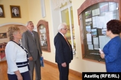Филимон Колмагоровка багышланган музей белән танышу