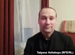 Анатолий Канюков. Фото Татьяны Вольтской