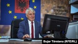 Ragmi Mustafa, ish-kryetari i Komunës së Preshevës.