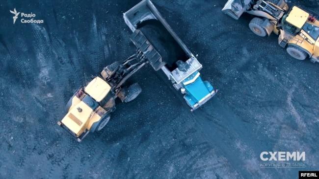 Американська шахта холдингу Ріната Ахметова