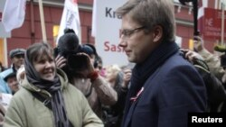 Ніл Ушаков зустрічається з виборцями