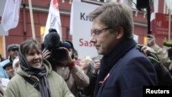 Нил Ушаков встречается с избирателями