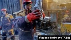 Naftno polje u Rusiji, ilustrativna fotografija