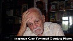 Юрий Грунин. Джезказган. 2007