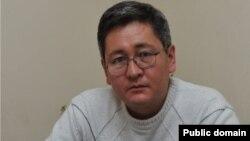 Серик Абикенулы, заместитель генерального директора телеканала «Жетысу» в Талдыкоргане.
