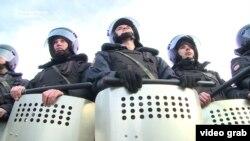 Протесты в Плеханово в марте 2016 года