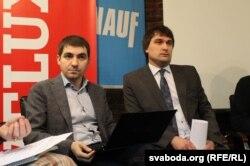 Забудоўнікі з кампаніі ViVa Invest