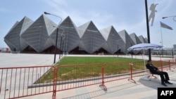 «Baku Crystal Hall»un tikintisinə 50 milyon manat da büdcənin Ehtiyat Fondundan ayrılıb