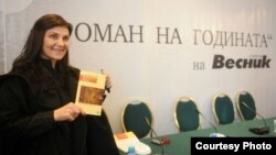 Снежана Младеновска – Анѓелков.