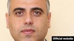 ԼՂ «Ազատ Հայրենիք» կուսակցության խորհրդարանական խմբակցության պատգամավոր Արամ Գրիգորյան