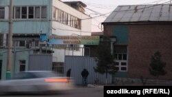 Өзбекстан қаласы - Самарқан. 8 желтоқсан, 2011 жыл. (Көрнекі сурет)