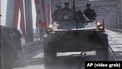 قوای سرخ شوروی سابق در اخیر ماه دسمبر سال ۱۹۷۹ به افغانستان داخل شدند