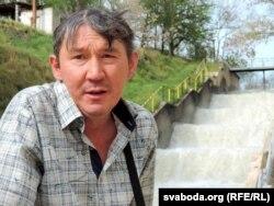 Незалежны журналіст Саід Янышаў
