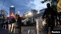 Полиција пред ЕРТ