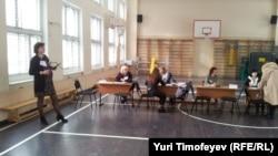 Подсчет голосов на выборах 2012 года