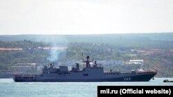 Фрегат «Адмирал Григорович» Черноморского флота