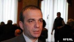 Глава временной комиссии по восстановлению территориальной целостности Шота Малашхия