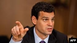 دیوید کوهن، معاون امور تروریسم و اطلاعات مالی در وزارت خزانه داری آمریکا
