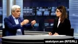 Stepan Grigorian Azatutyun TV-də