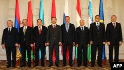 Міністры замежных справаў краін АДКБ