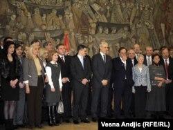Ambasadorska konferencija u Beogradu, 16. januar 2012.