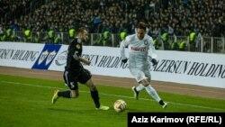 «Qarabağ»-«İnter» oyunu. 2014