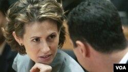 Asma al-Assad, foto nga arkivi