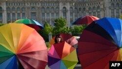 گرامیداشت روز هفدهم ماه مه در رومانی