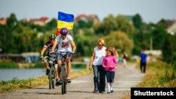 Ілюстраційне фото. Веломарафон у Києві, вересень 2016 року