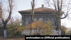 Дом Боровске, отданный под снос