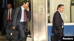 Преговарачите од ЕУ и ММФ во Атина