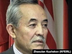 Серік Әбдрахманов, 1981-1987 ж.ж. Қазақстан ЛКСМ-ның бірінші хатшысы. Астана, 28 желтоқсан 2010 жыл
