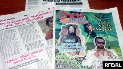 «Oxu məni» qəzeti