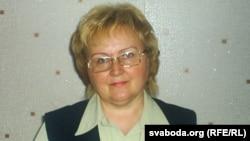 Тамара Шчапёткіна