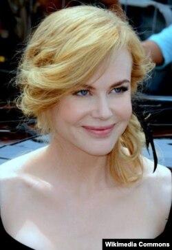 Qreys rolunu Nicole Kidman ifa edib.