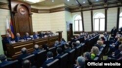 Հայաստան -- ՀՀԿ խորհրդի նիստ, Երևան, 13-ը ապրիլի, 2014թ․