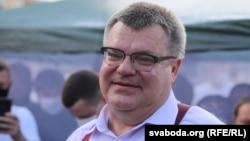 Віктар Бабарыка, чэрвень 2020