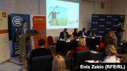 Zagreb: Predstavljanje rezultata istraživanja o nacionalnom indeksu sreće, 13. lipnja 2012.