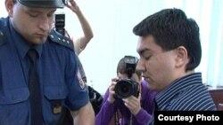 Belarus - Shahzod Maksudov, sentenced for murder of Kastus Ramanyuk in Prague