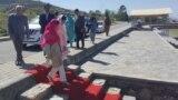 Malala maşgalasy bilen Mingorada. 31-nji mart, 2018 ý.