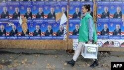 Согласно данным, обнародованным грузинским ЦИКом в 18:00, явка избирателей во всех избирательных округах составила около 31%