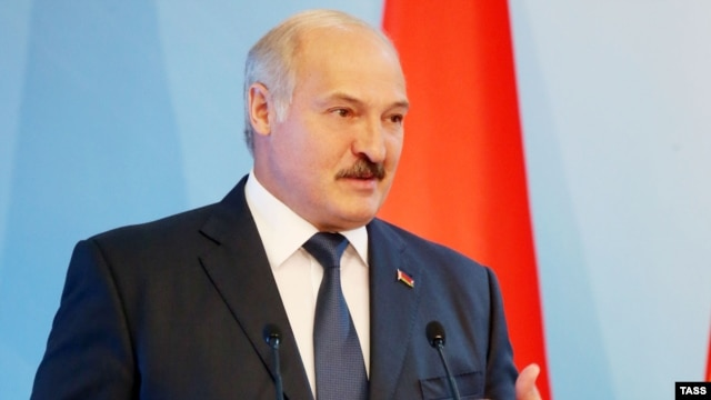 Belarusian President Alyaksandr Lukashenka said he hoped to bring Minsk's cooperation with China to a 'qualitatively new level.'