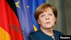 Садри аъзами Олмон Ангела Меркел