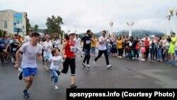 Ранее в Сухуме были проведены уже три подобных спортивных соревнования