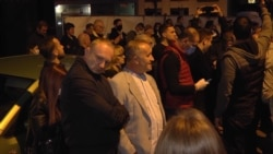 Serbia Opposition Protest Breaks COVID-19 Lockdown